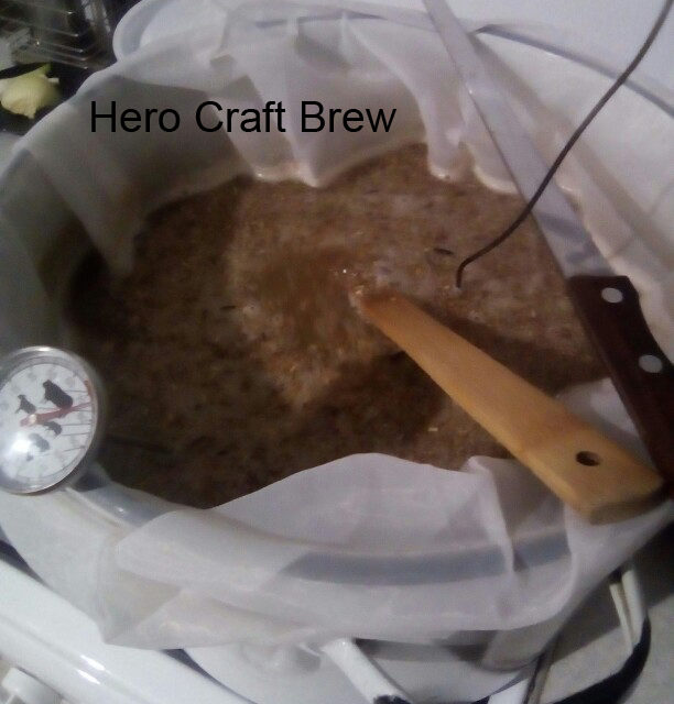 Beer Brewing Bucket Type Bier Brouwen Home Brew Filter Bag With String For All Grain Brew Bag