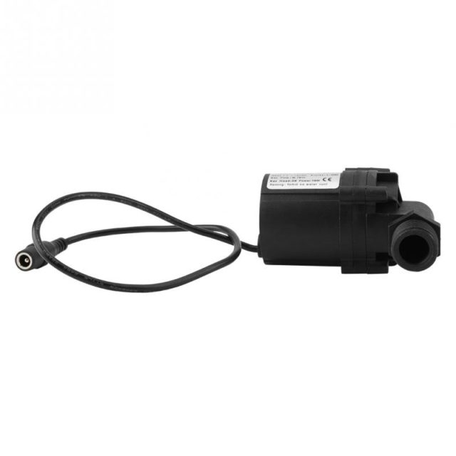 12V DC Brewing Pump Durable Homebrew Beer Circulation Brushless Pumps With Connectors Water Pump Home Brew Beer Pumps