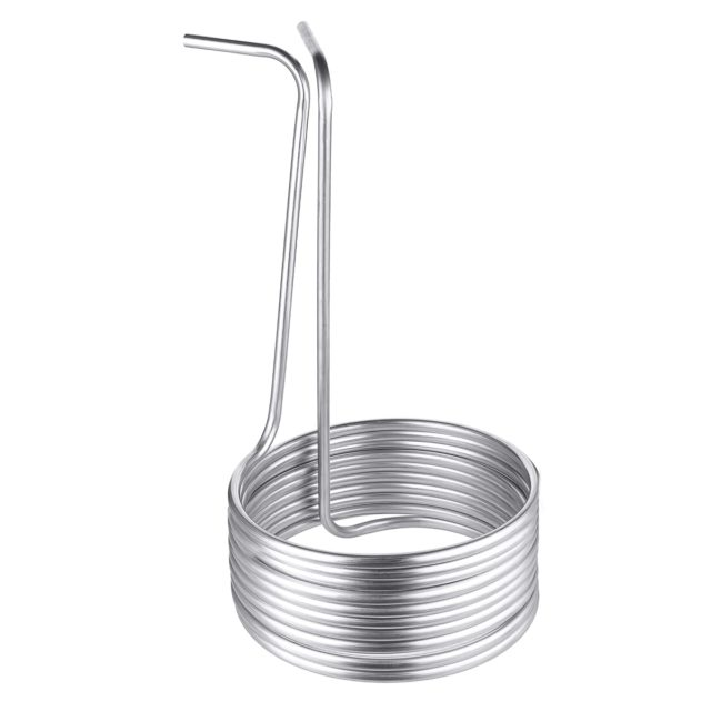 4 Sizes Stainless Steel Wort Chiller Tube For Home Brewing
