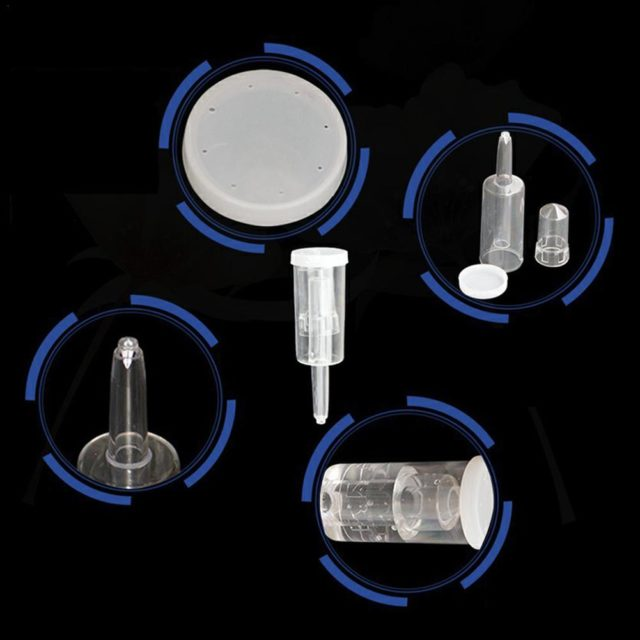 Hight Quality Three-Piece One-Way Air Lock Beer Making Brewing Barrel Exhaust Valve