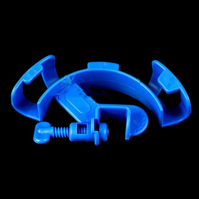 New Hot Blue Fish Aquarium Filtration Water Pipe Filter Hose Holder Tube Tank Mount Home Hardware Tools Supplies Accessories