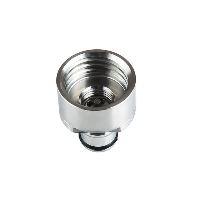 Stainless Steel 304 Carbonation Cap with 5/16