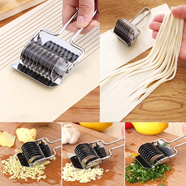1Pcs Kitchen Accessories Gadgets Stainless Steel Manual cutting machine Chopper Slicer Cutter Cooking Tool