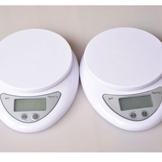 Mini Digital Scale 1g 0.1g Weight Electronic LED Digital Kitchen Scales 5kg/1kg Portable Postal Food Jewelry Balance Measuring