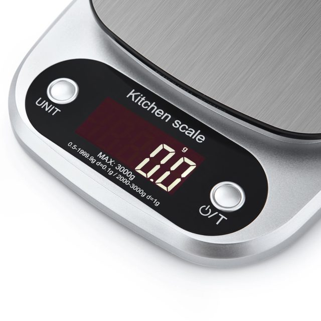 3kg/0.1g 10kg/1g Digital Electronic Kitchen Food Diet Scale Weight Balancer Home LCD Digital Electronic Weighing Scale