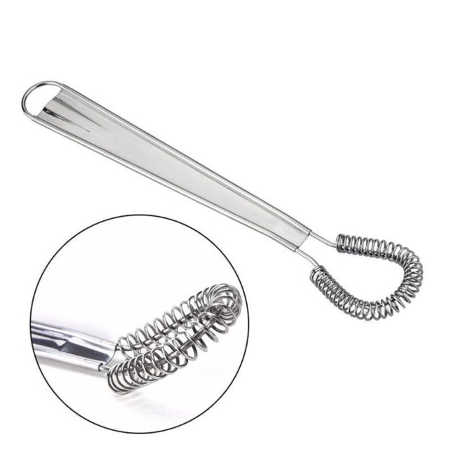 Hot Sale Mixer Egg Beaters Whisk Hand Egg Beater Stainless Steel Miracle Cream Mixing Tool Kitchen Tools Practical Cooking tool