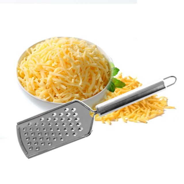 Cheese Grater Multi-purpose Stainless Steel Sharp Stainless steel cheese planer Cheese shavings knife