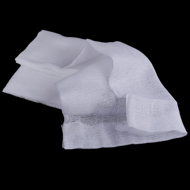 White 1.5 Yard Cheese Cloth Bleached Width 23.5cm Gauze Cheesecloth Fabric Muslin Kitchen Cooking Tools