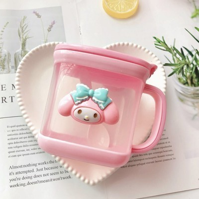 Hello Kitty Kitchen Accessories Containers Flavor Box Storage Airtight Plastic Container Jars Spices Condiments Organizer Jar