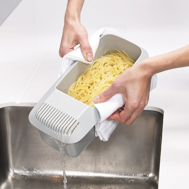 Microwave Noodles Pasta Spaghetti Cooker Eco-Friendly Cooking Pasta Box Kitchen Tool