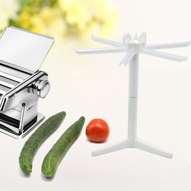 Hanging noodle rack drying noodle holder home noodle support kitchen plastic spaghetti dough drying rack