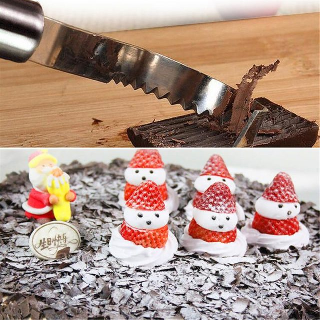 Chocolate Scraper Cheese Grater Multi-purpose Stainless Steel Sharp Vegetable Fruit Tool shavings knife Multi-purpose