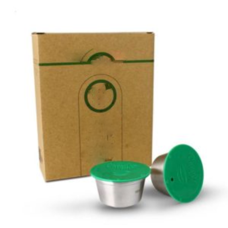 Stainless Steel Metal Capsule Compatible For Dolce Gusto